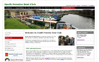 South Pennine Boat Club
